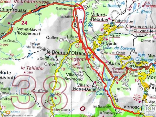A cheval en Oisans – La vallée de la Romanche